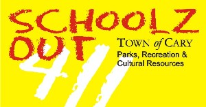 Schoolz Out Logo - Yellow