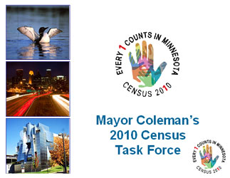 Census Mayor Task force pic