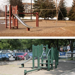 Saint Clair playground