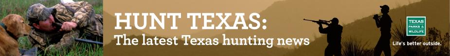 Hunt Texas Header