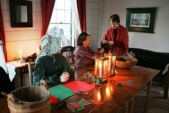 Barrington Living History Holiday Celebration