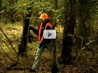 Father Daughter Squirrel Hunt video