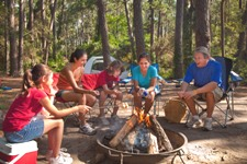 Bastrop Group Campers