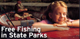 Free Fishing in State Parks spotlight