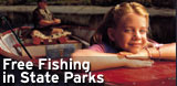 New Free Fishing in State Parks spotlight