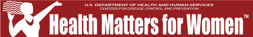 Womens Health E-Newsletter Banner