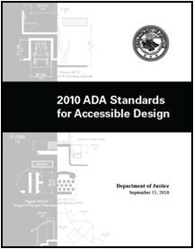DOJ 2010 ADA Standards