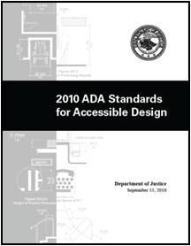 DOJ 2010 ADA Standards